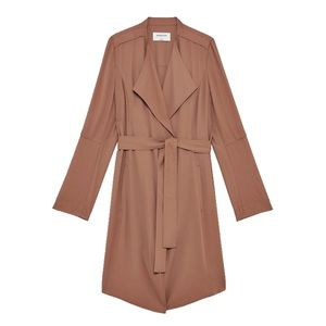 🆕 NWT Babaton Quincey/Flowy Trench Coat